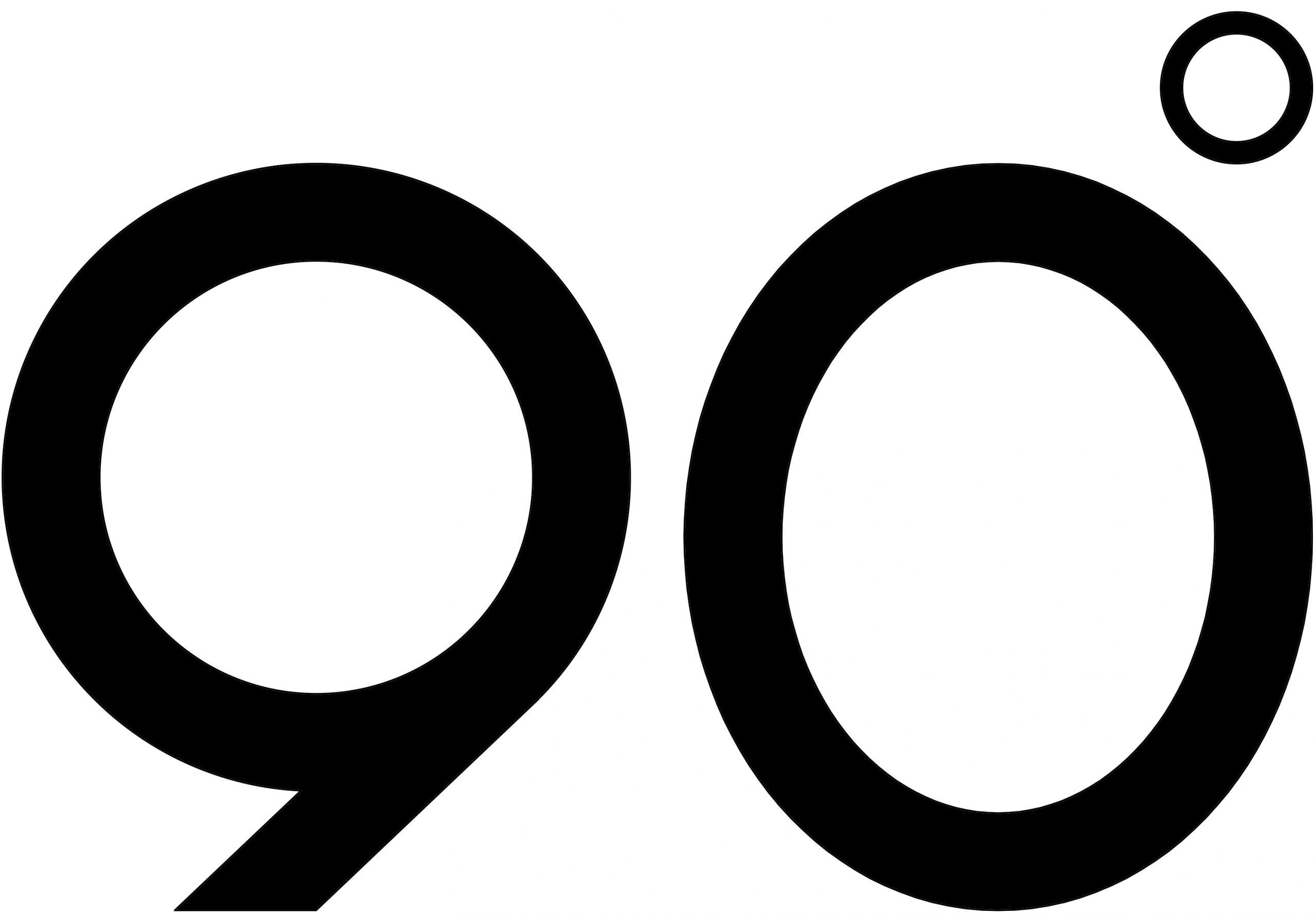 90°design